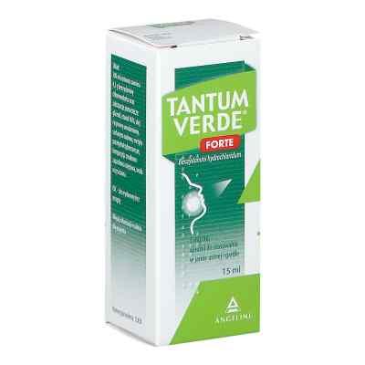 Tantum Verde Forte aerozol 3 mg/ml  zamów na apo-discounter.pl