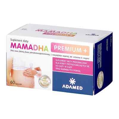 MamaDHA Premium + kapsułki  zamów na apo-discounter.pl