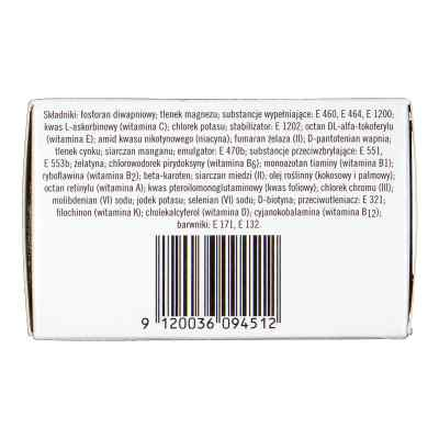 Centrum kompletne od A do Z tabletki  zamów na apo-discounter.pl