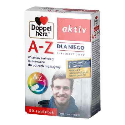 Doppelherz aktiv A-Z Dla Niego  zamów na apo-discounter.pl