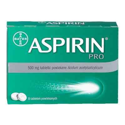Aspirin Pro 500mg tableteki powlekane  zamów na apo-discounter.pl