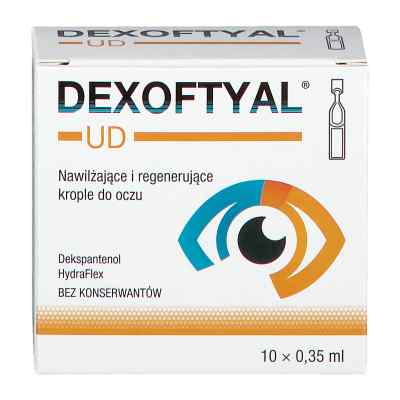 Dexoftyal UD krople do oczu  zamów na apo-discounter.pl