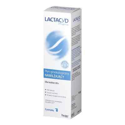 LACTACYD PHARMA płyn ginekologiczny nawilżający  zamów na apo-discounter.pl