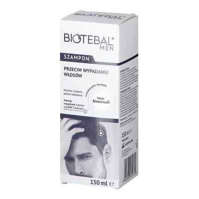 BIOTEBAL MEN szampon przeciw wypadaniu włosów  zamów na apo-discounter.pl