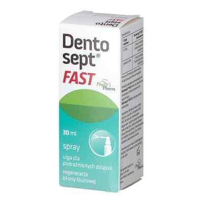 Dentosept Fast spray  zamów na apo-discounter.pl