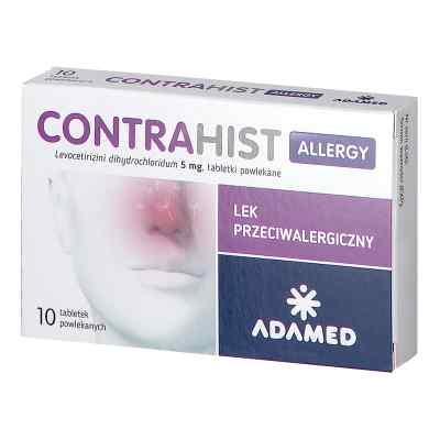 Contrahist Allergy 5 mg  zamów na apo-discounter.pl