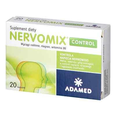 Nervomix Control  zamów na apo-discounter.pl