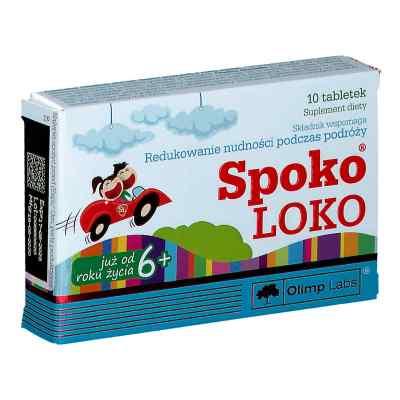 Olimp Spoko LOKO tabletki powlekane  zamów na apo-discounter.pl
