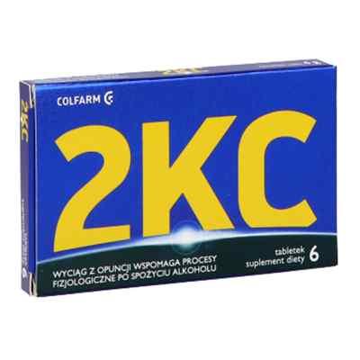2 KC tabletki  zamów na apo-discounter.pl