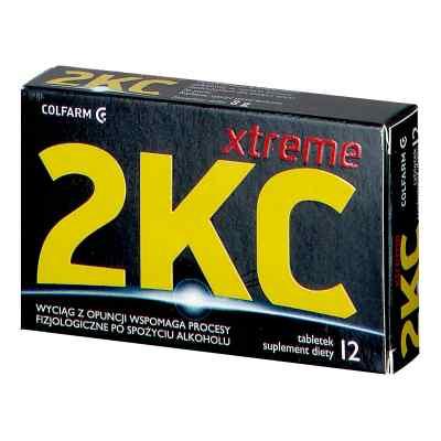 2KC Xtreme tabletki  zamów na apo-discounter.pl