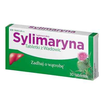 Sylimaryna Tabletki z Wadowic  zamów na apo-discounter.pl