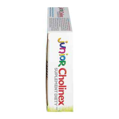Cholinex Junior pastylki do ssania  zamów na apo-discounter.pl