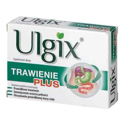 Ulgix Trawienie Plus kapsułki  zamów na apo-discounter.pl