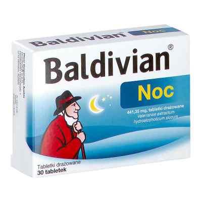Baldivian Noc, tabletki  zamów na apo-discounter.pl
