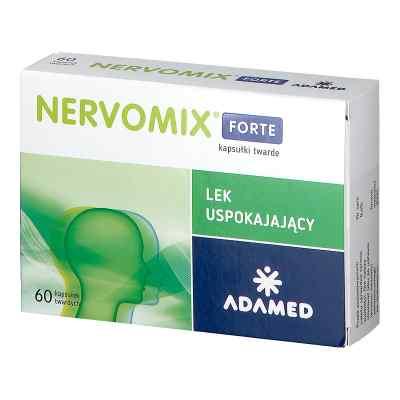 Nervomix Forte kapsułki  zamów na apo-discounter.pl