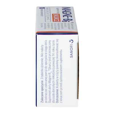 Magne B6 Skurcz, tabletki  zamów na apo-discounter.pl