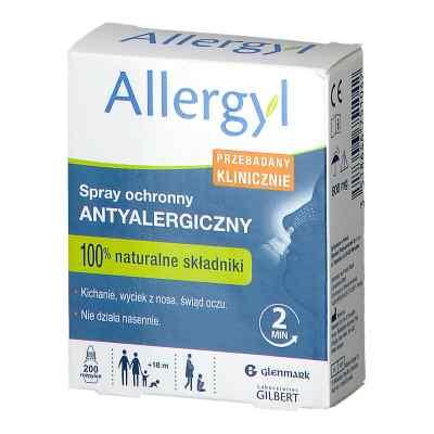 Allergyl spray ochronny antyalergiczny  zamów na apo-discounter.pl