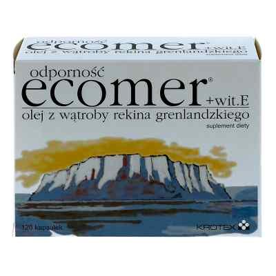 Odporność Ecomer + witamina E  zamów na apo-discounter.pl