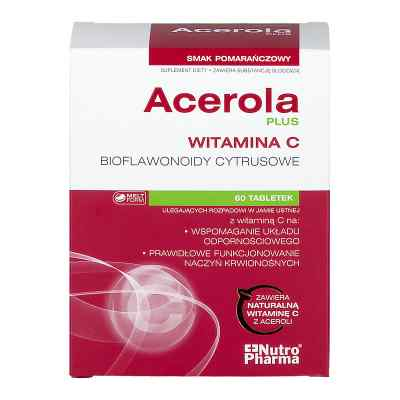 Acerola Plus  zamów na apo-discounter.pl