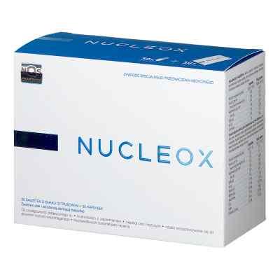 Nucleox smak cytrusowy saszetki + kapsułki  zamów na apo-discounter.pl