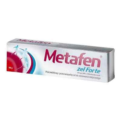 Metafen żel Forte  zamów na apo-discounter.pl