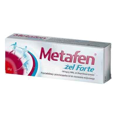 Metafen żel Forte 100 mg/g  zamów na apo-discounter.pl