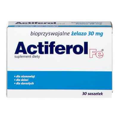 ActiFerol Fe 30 mg saszetki  zamów na apo-discounter.pl