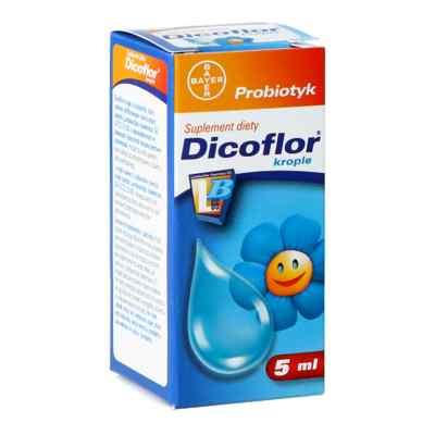 Dicoflor krople dla niemowląt i dzieci  zamów na apo-discounter.pl