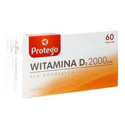Protego Witamina D 2000  zamów na apo-discounter.pl