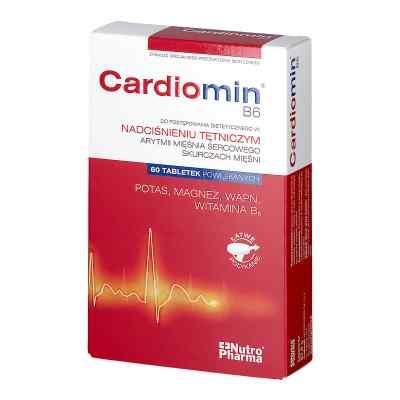 Cardiomin B6 tabletki powlekane  zamów na apo-discounter.pl