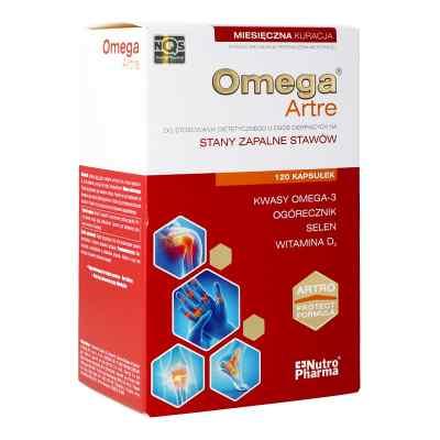 Omega Artre® kapsułki  zamów na apo-discounter.pl