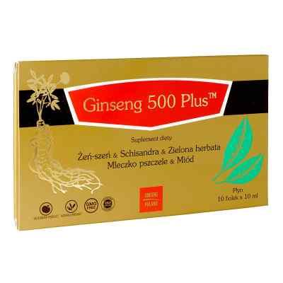 Ginseng 500 Plus  zamów na apo-discounter.pl