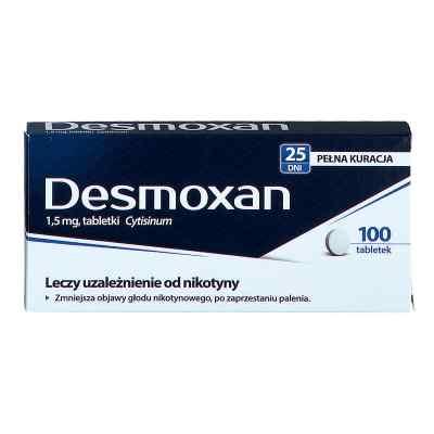 Desmoxan tabletki 1,5 mg  zamów na apo-discounter.pl