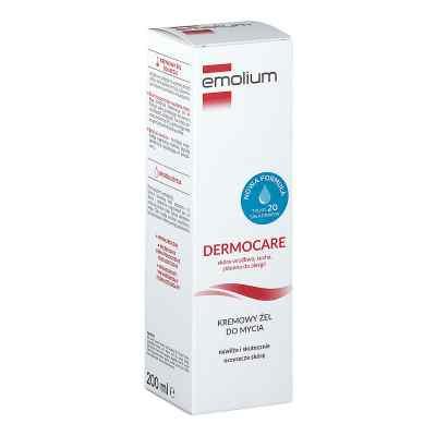 Emolium Dermocare kremowy żel do mycia  zamów na apo-discounter.pl
