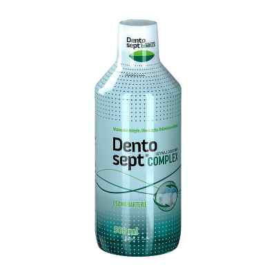 Dentosept Complex płyn do płukania jamy ustnej  zamów na apo-discounter.pl