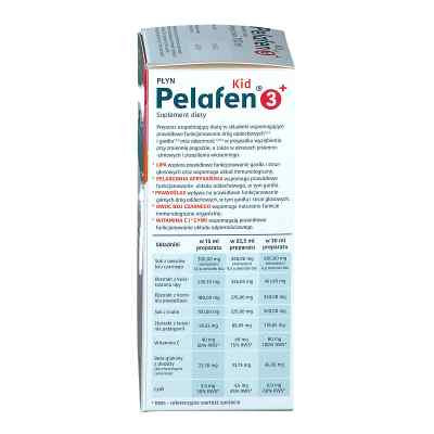 Pelafen Kid 3+ syrop  zamów na apo-discounter.pl