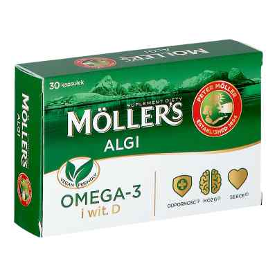 Moller's Algi  zamów na apo-discounter.pl