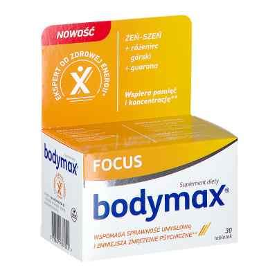 Bodymax Focus  zamów na apo-discounter.pl