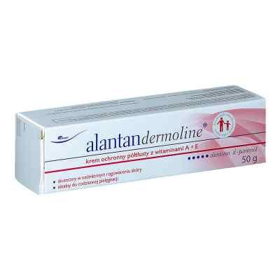 Alantandermoline krem ochronny półtłusty z witaminami A+E  zamów na apo-discounter.pl
