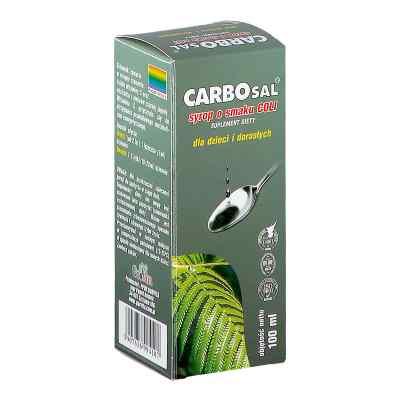 Carbosal syrop o smaku coli  zamów na apo-discounter.pl