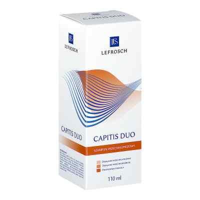 Lefrosch Capitis Duo szampon przeciwłupieżowy i przeciwgrzybiczy  zamów na apo-discounter.pl