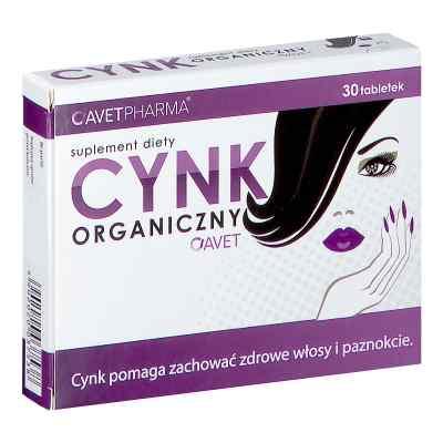 Cynk organiczny Avet  zamów na apo-discounter.pl