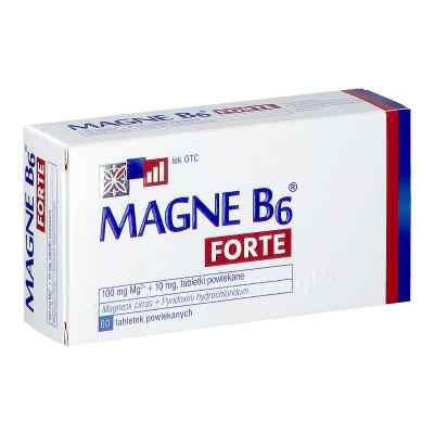Magne B6 Forte  zamów na apo-discounter.pl