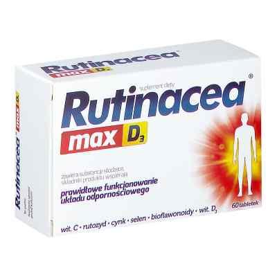 Rutinacea Max D3  zamów na apo-discounter.pl