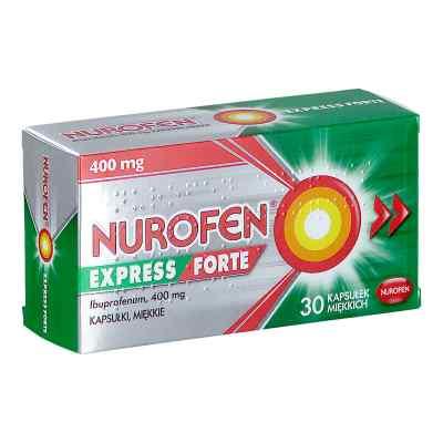Nurofen Express Forte (Nurofen Caps)  zamów na apo-discounter.pl