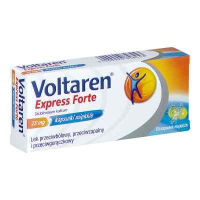 Voltaren Express Forte  zamów na apo-discounter.pl