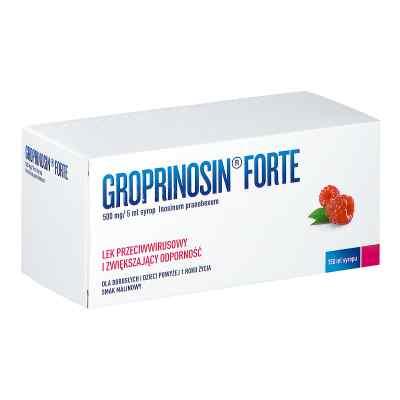 Groprinosin Forte  zamów na apo-discounter.pl