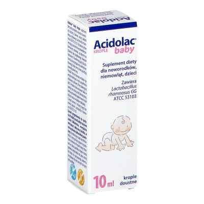 Acidolac baby krople  zamów na apo-discounter.pl