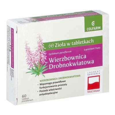 Wierzbownica drobnokwiatowa tabletki Colfarm  zamów na apo-discounter.pl