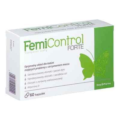 FemiControl forte  zamów na apo-discounter.pl